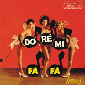 Fafá Lemos - Dó-Ré-Mi-Fafá Lemos (1961)