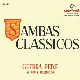 Guerra Peixe - Sambas Clássicos (1962) a
