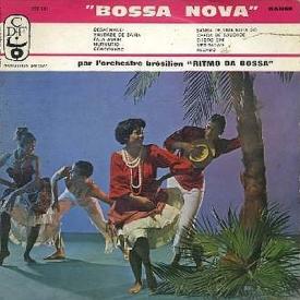L'Orchestre Brésilien - Bossa Nova (c1960)