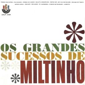 Miltinho - Os Grandes Successos de Miltinho (1962) a