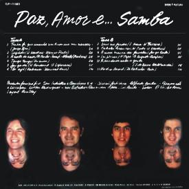 Salinas - Paz, Amor e… Samba (1972) b