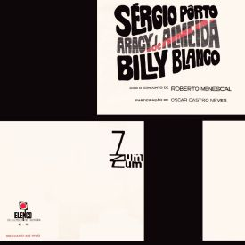Sérgio Pôrto, Aracy de Almeida & Billy Blanco — Sérgio Porto – Aracy de Almeida – Billy Blanco no Zum-Zum (1966) a