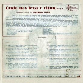 Severino Filho - Onde Nos Leva o Ritmo (1961) b