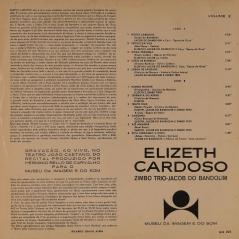 Various - Ao Vivo No Teatro Joao Caetano Vol. 2 (1968) b