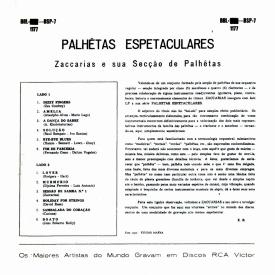 Zaccarias - Palhêtas Espetaculares (1962) b
