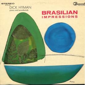 Dick Hyman - Brazilian Impressions (1967) a