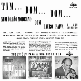 Lauro Paiva - Tim Dom Dom (1963) b
