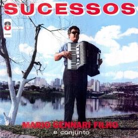 Mário Gennari Filho - album Sucessos – Mário Gennari Filho e Conjunto (1965)
