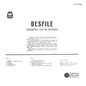 Orquestra Pop de Sucessos - Desfile (1966) b