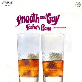 Sacha Rubin - Smooth and Gay (1966) a
