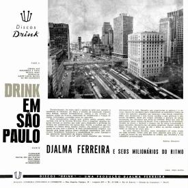 Djalma Ferreira - Drink em São Paulo (1961) b