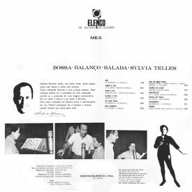 Sylvia Telles - Bossa, Balanço, Balada (1963) b