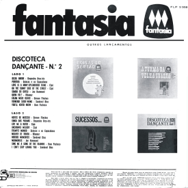 Various - Discoteca Dançante No. 2 (1965) b