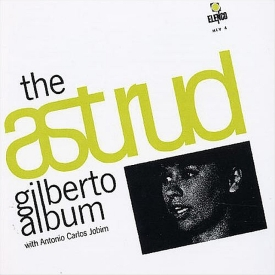 Astrud Gilberto - The Astrud Gilberto Album (1965) c