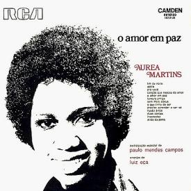 Áurea Martins - O Amor em Paz (1972)