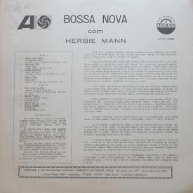 Herbie Mann - Bossa Nova com Herbie Mann (1963) b