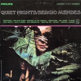 Sergio Mendes - Quiet Nights (1963-66) a