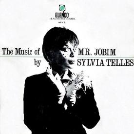 Sylvia Telles - The Music of Mr. Jobim by Sylvia Telles (1966)
