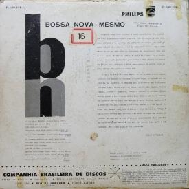 Various - Bossa Nova Mesmo (1960) b