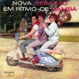 Various - Nova Geração em Ritmo de Samba (1960)