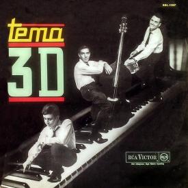 Conjunto 3-D - Tema 3-D (1964) a