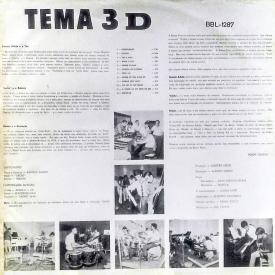 Conjunto 3-D - Tema 3-D (1964) b