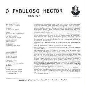 Héctor Costita - O Fabuloso Hector (1962) b