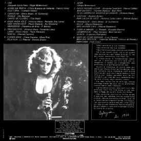 Waleska - A Fossa (1974) b