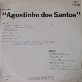 Agostinho dos Santos - Agostinho dos Santos (1969) b