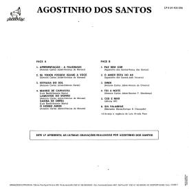 Agostinho dos Santos - Agostinho dos Santos (1973) b