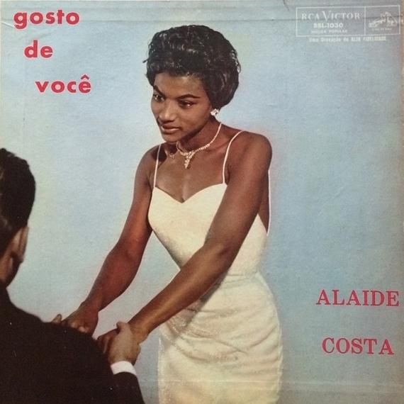 Alaíde Costa - Gosto de Você (1959) a