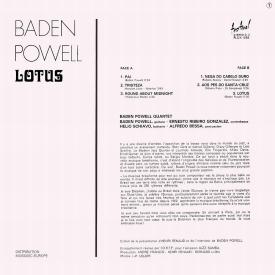 Baden Powell Lotus (1970) b