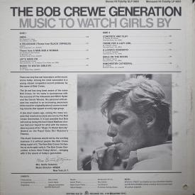 Bob Crewe Generation - Music to Watch Girls By (1967) b