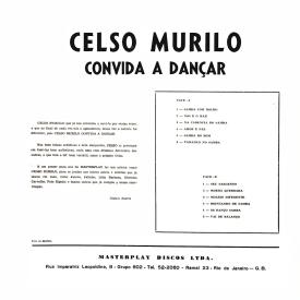 Celso Murilo - Convida a Dançar (1963) b