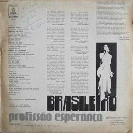Clara Nunes & Paulo Gracindo - Brasileiro Profissão Esperança (1974) b