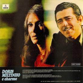 Dóris Monteiro & Miltinho - Dóris, Miltinho e Charme (1970) b
