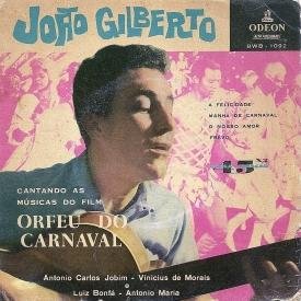 João Gilberto - João Gilberto Cantando as Musicás do Filme Orfeu do Carnaval (1959) a