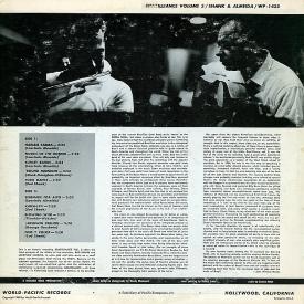 Laurindo Almeida & Bud Shank - Brazilliance Vol. 3 (1958) b