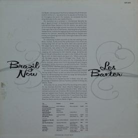 Les Baxter - Brazil Now (1967) b