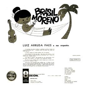 Luis Arruda Paes - Brasil Moreno (1960) b