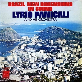 Lyrio Panicali - Brazil – New Dimensions in Sound (1968)