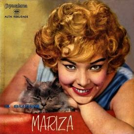 Marisa Gata Mansa - A Suave Mariza (1959) a