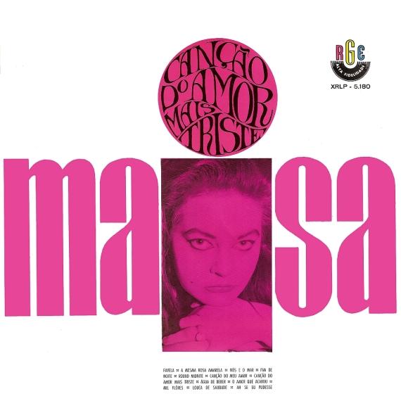 Maysa - Canção do Amor Mais Triste (1962) a