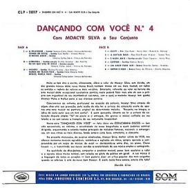 Moacyr Silva - Dançando com Você No. 4 (1959) b