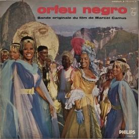 Orfeu Negro OST (France 1959) a