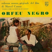 Orfeu Negro OST (Italy 1959)