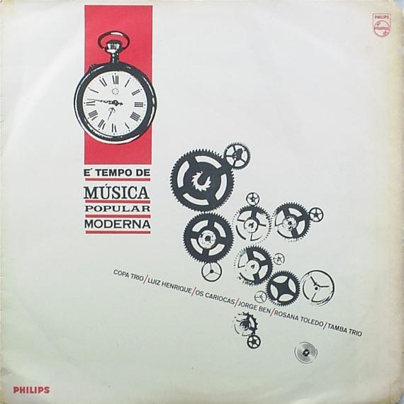 Various - É Tempo de Musica Popular Moderna (1964) a