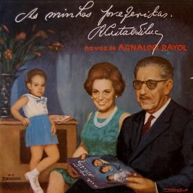 Agnaldo Rayol - As Minhas Preferidas – Na Voz de Agnaldo Rayol – Presidente Costa e Silva (1968) a