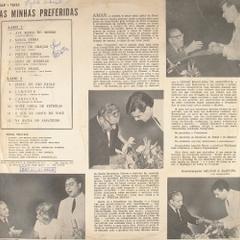 Agnaldo Rayol - As Minhas Preferidas – Na Voz de Agnaldo Rayol – Presidente Costa e Silva (1968) b