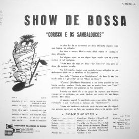 Corisco & Os Sambaloucos - Show de Bossa (1963) b